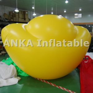 Inflatable Yellow Gold Ingot for Business Advertising pictures & photos