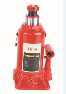 16t Hydraulic Bottle Jack pictures & photos