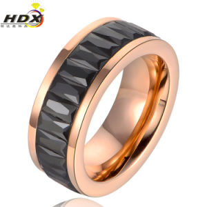 Stainless Steel Jewelry Fashion Accessories Finger Ring (hdx1051) pictures & photos
