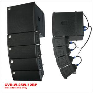 China Active Speaker Line Array Birchwood Line Array Speaker Cabinet pictures & photos