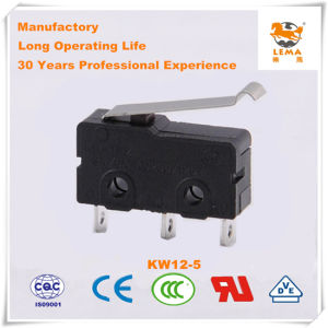 Lema Black Kw12-5 Micro Switch pictures & photos
