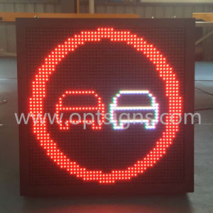 Handhold Controller P16 LED Outdoor Road Trafic Display Sign pictures & photos