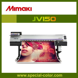 1440dpi High Resolution Mimaki Jv150 Eco Printer with Dx7 pictures & photos