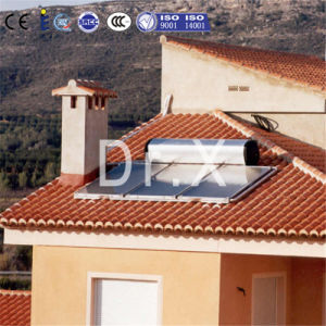 En12975 Compact Pressurized Flat Plate Solar Water Heater pictures & photos