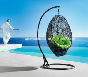 Rattan Wicker Hanging Chair Outdoor Furniture Swing pictures & photos