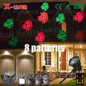 Wholesale IP65 Outdoor Laser Lights for Garden Park Christmas Trees Decoration pictures & photos