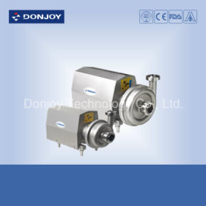 High Purity Centrifugal Pump Ss 304 Double Mechanical Seal pictures & photos