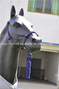 PP Utility Horse Halter with Lead pictures & photos