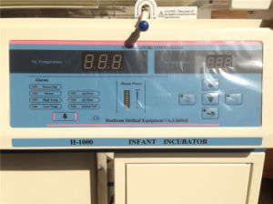 China Factory Medical Equipment Infant Incubator (H-2000) pictures & photos