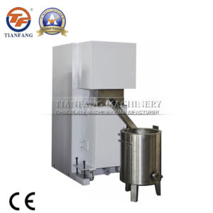 Chocolat Ball Mill Machine in Good Quanlity pictures & photos