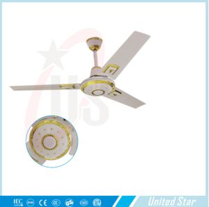 56′′celling Fan Cooling Fan DC Fan Solar Fan pictures & photos