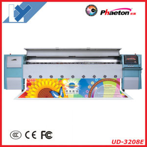 3.2m Phaeton Digital Large Format Solvent Printer (UD-3208E) pictures & photos
