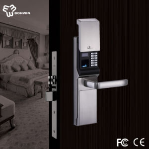 Fingerprint Type Mechanical Code Lock pictures & photos