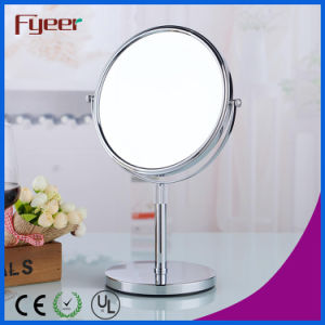 Fyeer Round Desktop Makeup Mirror Stretchable Table Mirror (M5408) pictures & photos