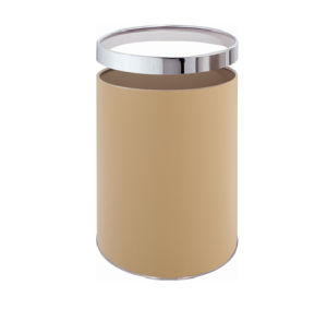 Hotel Round Waste Bin with Powder Coating Finish pictures & photos