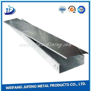 Aluminum Alloy Sheet Metal Fabrication Cable Bridge for Electrical Industry pictures & photos