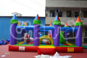 Inflatable Combo Jumping Bouncy Castle (CHB333) pictures & photos