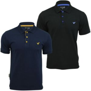 Men′s Design Custom Embroidered Polo T Shirts (A319)