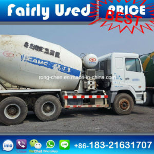 Cheap Price Used Cmac Truck Mixer