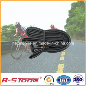 High Quality Butyl Bicycle Inner Tube 26X1 1/4X 1 3/8 pictures & photos
