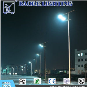 8m Octagonal Pole with 72W Solar LED Street Light pictures & photos