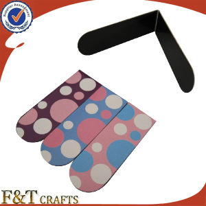 Fashion Printing Logo Fancy Bookmark for Paper Magnet Bookmark pictures & photos