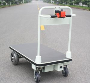 Electric Platform Trolley (HG-1030) pictures & photos
