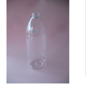 500ml Boston Clear Bottle Without Lotion Pump pictures & photos