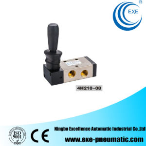 Exe Solenoid Valve Foot Pedal Air Valve 4f210-08L pictures & photos