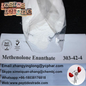 Anabolic Androgenic Steroids Methenolone Enanthate for Bodybuilding pictures & photos