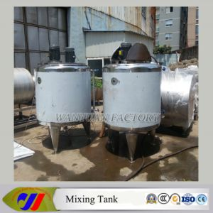 Stainless Steel Liquid Mixing Tank Blending Tank pictures & photos