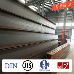 JIS Hot Rolled Steel H Beam Steel (125*125) pictures & photos