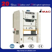 Smac Heavy Duty and High Precision H-Type Two-Point Punching Machine pictures & photos