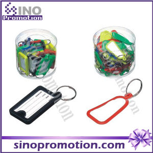 Promotional Gift Key Ring Tag Name Tag pictures & photos