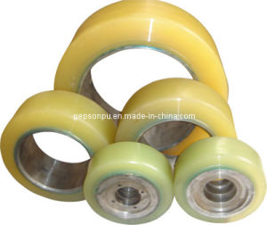 Rubber Covered Rollerspu Roller pictures & photos