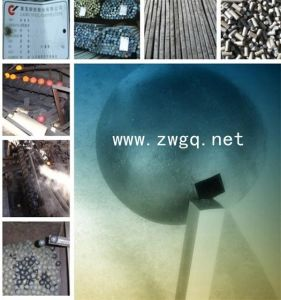 Alloy Steel High Carbon Forged Mill Ball pictures & photos