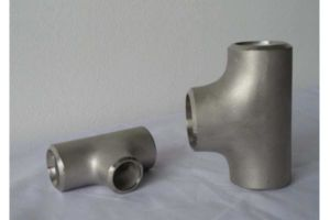Stainless Steel Equal Tee Pipe Fitting, A403 Wp304/304L pictures & photos