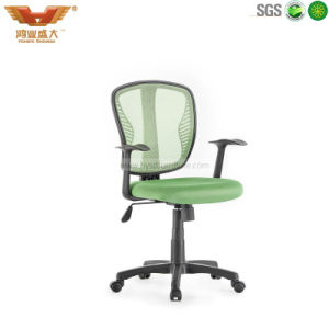 Hot Sale Office MID-Back Swivel Mesh Chair pictures & photos