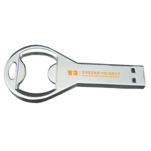 Creative and Practical Key Ring Bottle Opener USB Flash Drive USB 2.0 pictures & photos