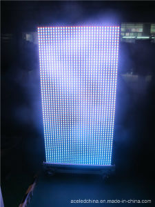 P16 / P31.25 Outdoor Waterproof LED Mesh Curtain pictures & photos
