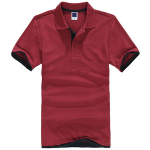 Custom Plain Polo Shirt Short Sleeve Work Shirt