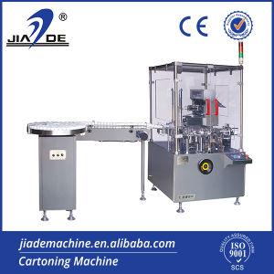 Cartoning Machine for Bottle (JDZ-120)