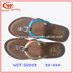 New Design Style Ladies Sandals Shoes for Summer pictures & photos