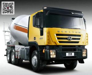 Genlyon 380HP 6X4 Concrete Mixer Truck for Ethiopia pictures & photos