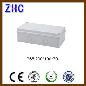 300*250*120 Waterproof Standard Junction Box Sizes Enclosure Box pictures & photos
