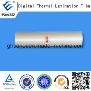 Super Bonding Thermal Lamination Film for Digital Printing (35mic Matt) pictures & photos