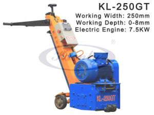Scarifier Machine with Electric Motor Kl-250gt