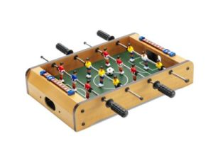 Mini Football Game Table Soccer Board Game Foosball Table for Sale pictures & photos