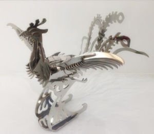 High Quality Metal Art Craft of Iron (LFAC0021) pictures & photos