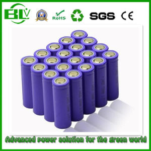 Powerful Lithium 14430 LiFePO4 Cylindrical Battery Cell pictures & photos
